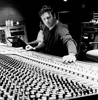 Michael James (producer) American record producer