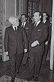 Michel Debre - David Ben Gurion 1960.jpg