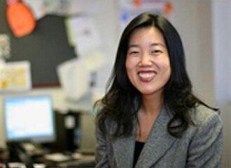 Michelle Rhee - Image: Michelle Rhee