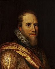Portrait of Maurice, Prince of Orange