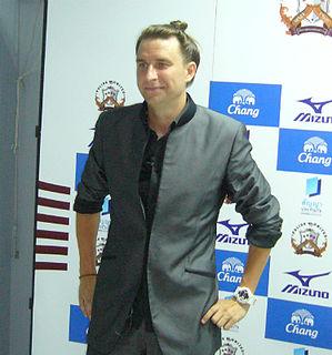 Mika Lönnström Finnish football coach (born 1974)