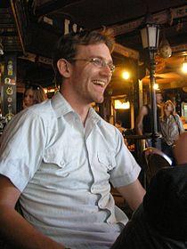 Mike Hudema laughing.jpg