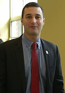 Mike Pantelides American politician