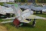 Mikoyan-Gurevich MiG-21US '4401' (19340284321).jpg