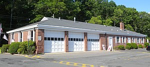 Millburn station - First Aid Squad