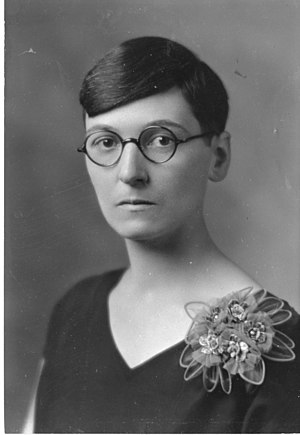 Mildred Adams Fenton - Mildred Adams Fenton