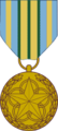 Military Outstanding Volunteer Service Medal, obverse.png