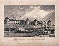 Millbank penitentiary, London. Engraving by J. Tingle after Wellcome V0013811.jpg