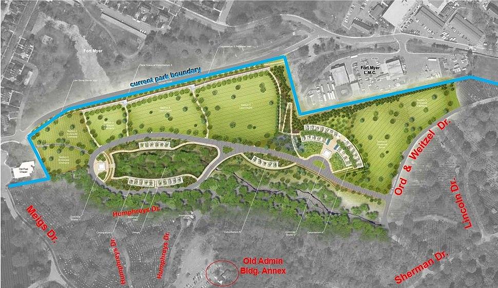 Millennium Project - Arlington National Cemetery