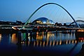 Millennium bridge at night (1160164929).jpg
