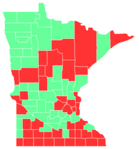 Minnesota gubernatorial election