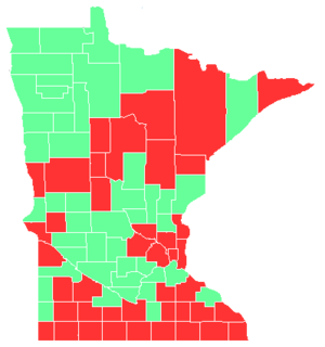 Minnesota gubernatorial election, 1924 - Image: Minnesota Governor 1924