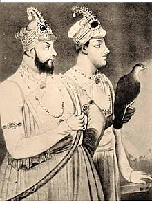 Mir Jafar (left) and Mir Miran (right).jpg