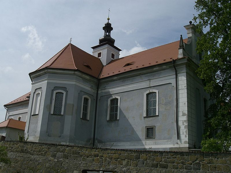 kostel sv. Klimenta v Mirovicích
