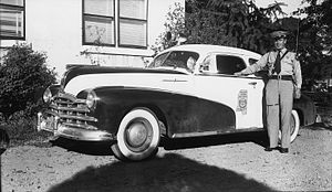 Mississippi Highway Patrol - Mississippi Highway Safety Patrol, 1949