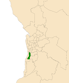 Electoral district of Mitchell (South Australia)
