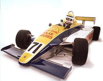 Australian Formula 2 - 1986 Championship winner Jonathan Crooke (Cheetah Mk.8 Volkswagen)