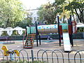 Mokotów - Park Dreszera - plac zabaw dla dzieci - 1.jpg