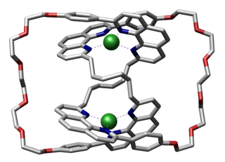 Molecular knot class of chemical compounds