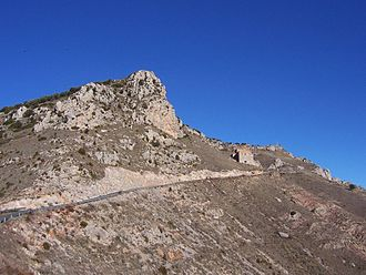 Battle of Monte Laturce - The hill of Monte Laturce today