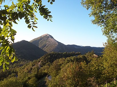 Come arrivare a Monte Cervia con i mezzi pubblici - Informazioni sul luogo