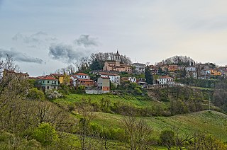 Montemarzino Comune in Piedmont, Italy