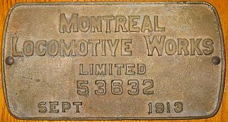 Montreal Locomotive Works Defunct Canadian locomotive manufacturer