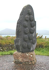 Monument commemorating the Smerwick Harbour massacre - geograph.org.uk - 459585.jpg