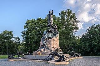 Admiral-Makarow-Denkmal