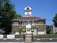 Morgan County, Kentucky courthouse