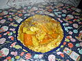 Moroccan Couscous with Vegetables and beef.JPG