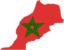Morocco Flag Map (Western Sahara excluded).PNG