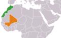 Morocco Mali locator map.png