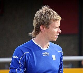 Morten Pedersen Norwegian footballer