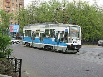 Antonov - LT-10 tram