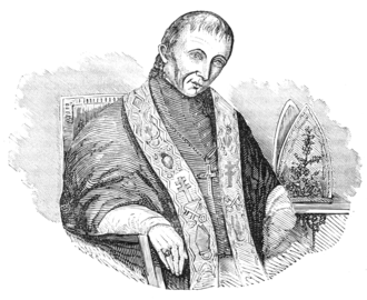 Neale as Archbishop of Baltimore Most Rev. Archbishop Neale.png