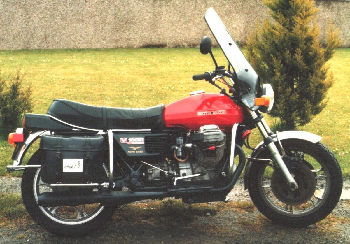 Moto Guzzi V Jackal