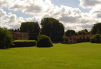 Moulsford - Moulsford Green and recreation ground