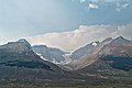 Mount Kitchener and Snow Dome at Columbia Icefield.jpg
