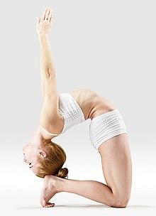 220px Mr yoga tiptoe pigeon yoga asanas Liste des exercices et position à pratiquer