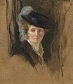 Mrs Philip de László, née Lucy Guinness, by Philip Alexius de László.jpg
