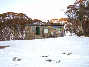 Mount Bogong - Cleve Cole Hut