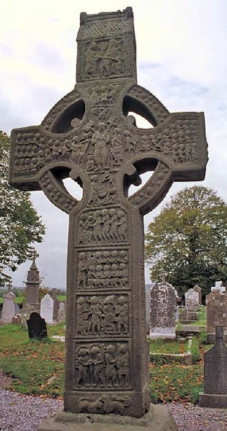 Monasterboice - Image: Muiredach's Cross at Monasterboice geograph.org.uk 15013