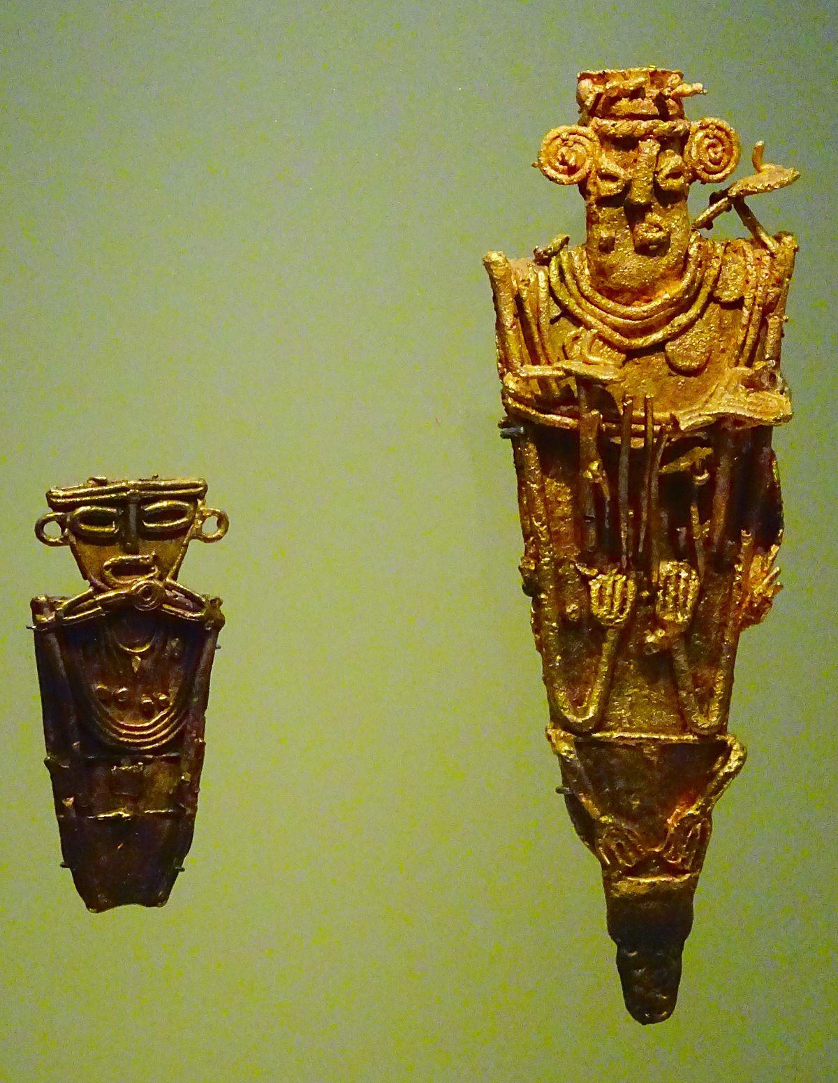 Art Car Museum >> Tunjo - Wikipedia