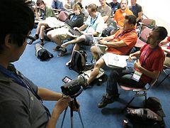 Multimedia Roundtable - Wikimania 2013 - 21.jpg