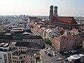 Munchen Munich 238 City view from St. Peter's Church (25) (9316552874).jpg