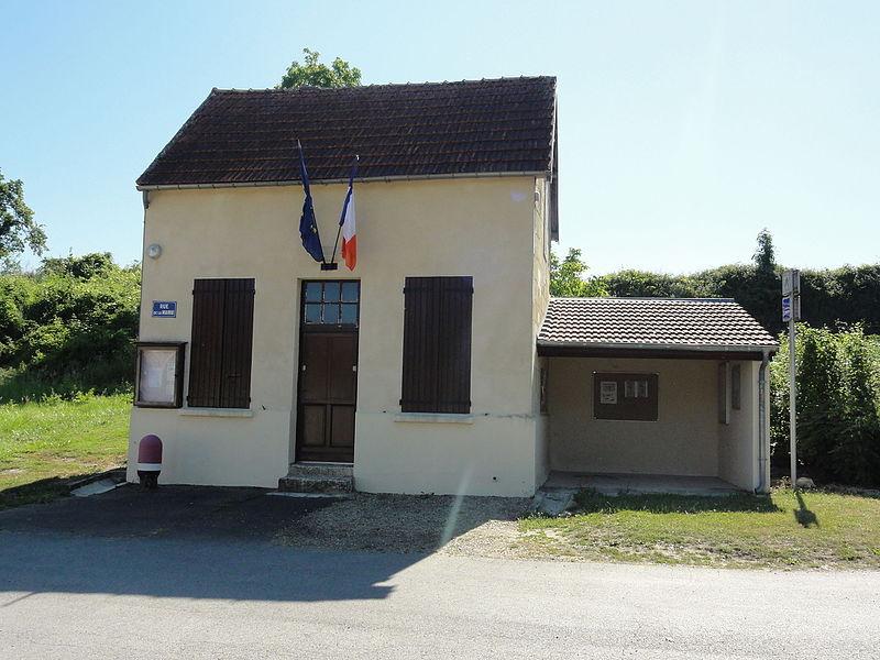 Muscourt (Aisne) mairie