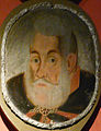 Museum of Archdiocese in Gniezno - coffin portrait 07.JPG