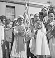 Muslim Community- Everyday Life in Butetown, Cardiff, Wales, UK, 1943 D15283.jpg