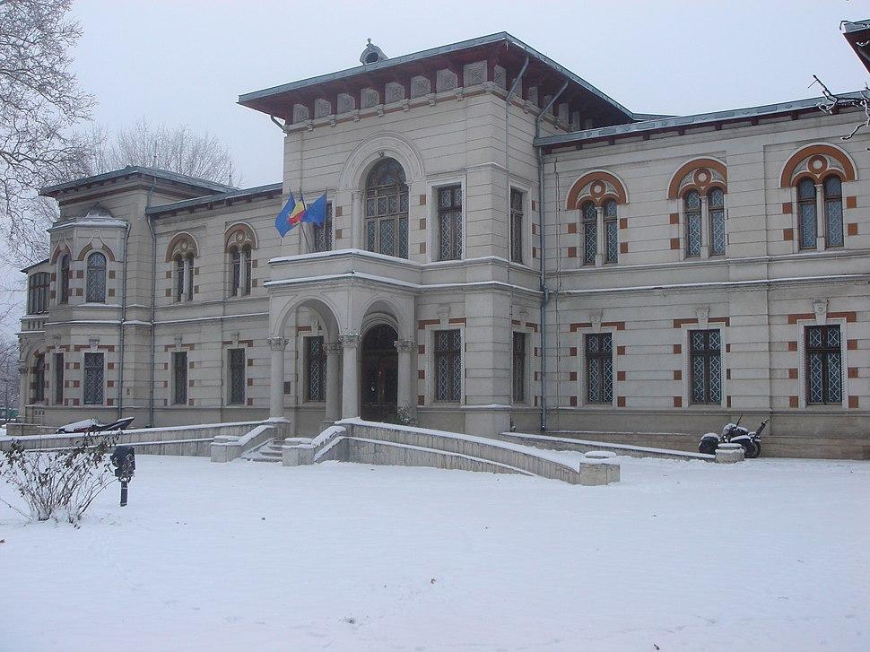 MuzeulArteiVizualeGalati